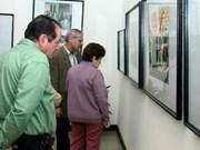 Exposition de photographies sur les 50 années de relations VN-Cuba