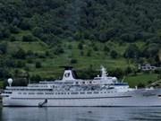 Saigontourist accueille le paquebot Princess Daphne