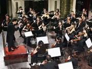 L'orchestre symphonique du VN se produit aux Etats-Unis
