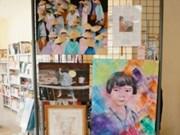 Une expo de peintures vietnamiennes à Chaniers