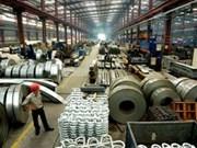Production industrielle : HCM-Ville au premier rang