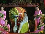 """""""Ao dai"""", un joli symbole de la culture vietnamienne"""