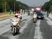 HCM-Ville: Ouverture au trafic de la route Rung Sac-Cân Gio