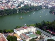 Hanoi a accueilli 1,7 million de touristes en 2010