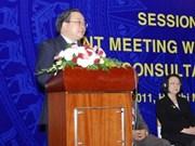 Le Vietnam pour le développement durable du Mékong