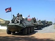 La Thaïlande ne souhaite pas de la médiation