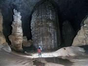 Son Doong, la plus grande caverne du monde