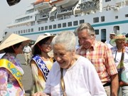 Saigontourist accueille 2.650 croisiéristes