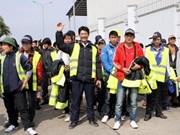 Plus de 900 travailleurs vietnamiens en Libye déjà rapatriés