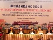 Symposium sur un label touristique de Hue