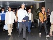 Des centaines de travailleurs vietnamiens de plus ont quitté la Libye
