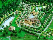 Projet de zone de villégiature Zen Resort