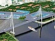 Tra Vinh: mise en chantier du pont Cô Chiên