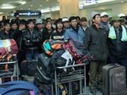 Tous les travailleurs rentreront de Libye dans quelques jours