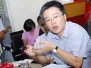 Le professeur Ngo Bao Chau reçoit le titre de Docteur honoris causa