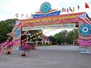 Séminaire national sur la prédication du Dharma