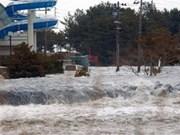 Un fort séisme frappe le nord-est du Japon