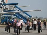 Vietnam Airlines soutient les vietnamiens au Japon