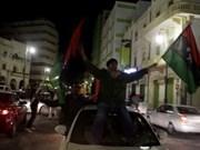 La Libye annonce la fin de toutes les opérations militaires