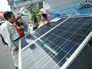 HCM-Ville : mise en chantier d'une usine de panneaux solaires