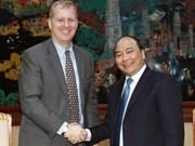 Visite d'un officiel du FMI au Vietnam