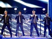 Les Backstreet Boys prêts à mettre le feu au Sud