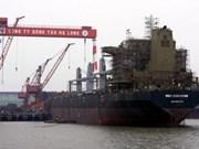 Le chantier naval de Ha Long livre un cargo de 53.000 tonnes