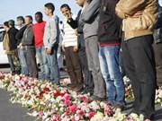 Conférence internationale sur la situation humanitaire en Libye