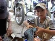 Assistance des enfants de la rue pour rentrer au domicile