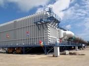 Création de grands équipements de dessalement