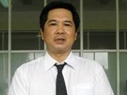 """Cu Huy Ha Vu sera jugé pour """"Propagande contre l'Etat"""""""