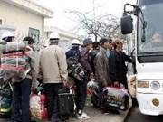 Les 1.015 derniers travailleurs ont été rapatriés de Libye