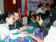 Les Etats-Unis encouragent les échanges éducatifs avec le Vietnam
