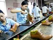 Les exportations de chaussures dépassent le milliard de dollars