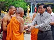 Can Tho: célébration de la fête Chol Chnam Thmay