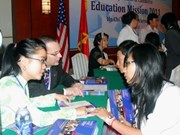 Vietnam-USA : poursuite de la coopération dans l'éducation