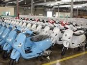 Piaggio construit une nouvelle usine à Vinh Phuc