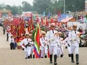 Ouverture de la fête des rois fondateurs Hung 2011