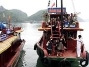 Réouverture de la liaison maritime Ha Long - Fangchenggang