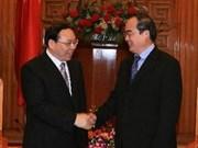 VN-Chine : coopération intensifiée en matière éducationnelle