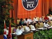 Le 6e Congrès du PCC s'ouvre à La Havane