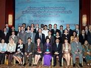 L'ASEM intensifie sa coopération pour la reprise économique