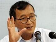 Cambodge : deux ans de prison de plus pour Sam Rainsy