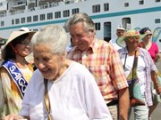 Saigontourist accueille 2.000 croisiéristes