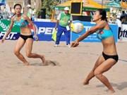 Volleyball : Ouverture du tournoi féminin d'Asie 2011