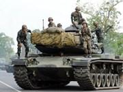 Cambodge-Thaïlande: de nouveaux combats à la frontière
