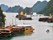 Ha Long reçoit 550.000 visiteurs en quatre jours