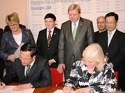 Education : VN et Allemagne renforcent leur coopération