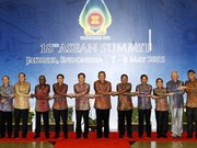 Clôture du 18e Sommet de l'ASEAN