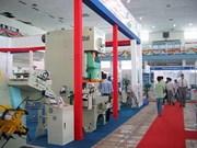 Ouverture de l'Exposition de machines à HCM-Ville